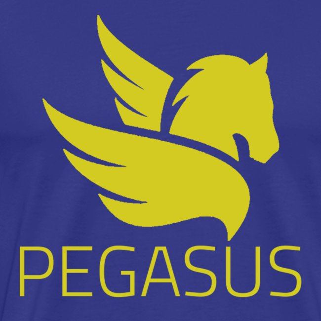 Pegasus symbol text