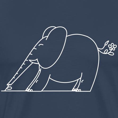 (eleftshirt) - T-shirt Premium Homme