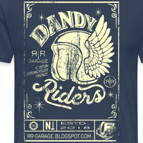 DANDY RIDERS - Maglietta Premium da uomo