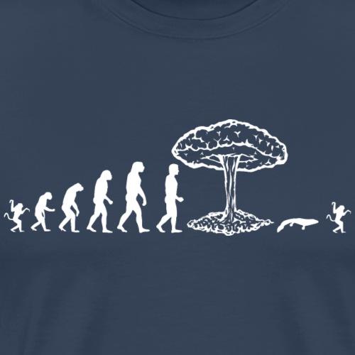 Evolution de l'homme : Explosion nucléaire!