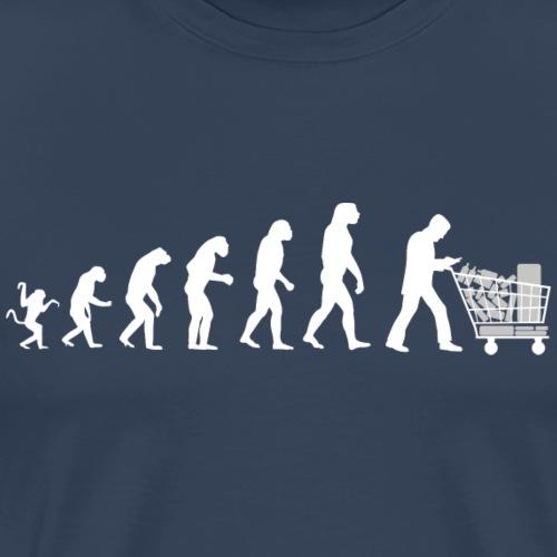 Evolution de l'homme : Société de consommation