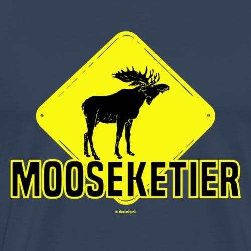 Moosketier - Mannen Premium T-shirt