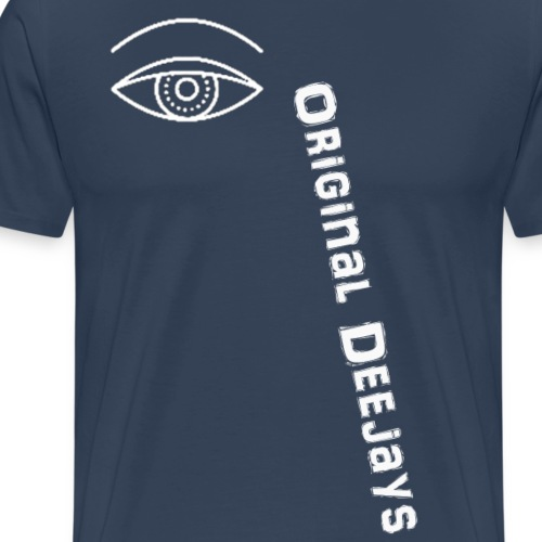 Ojo para Camiseta color - Camiseta premium hombre