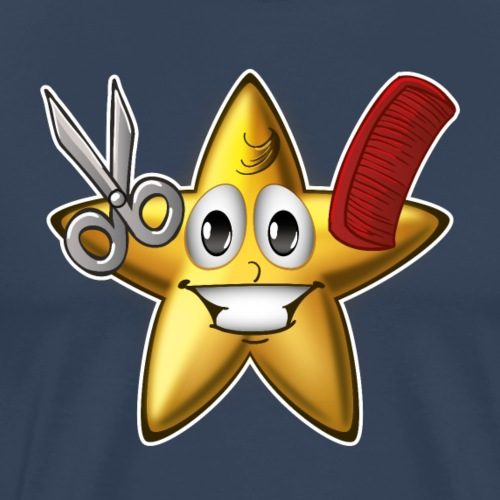 Star Coiffeur - T-shirt Premium Homme