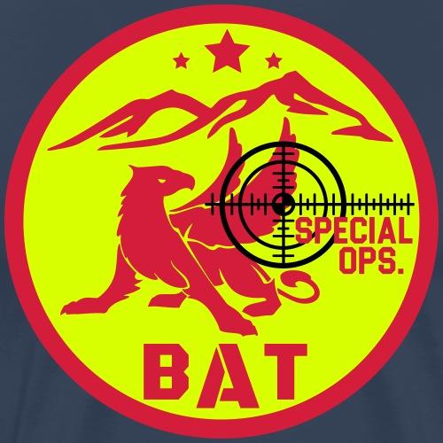 BAT VECT 3 - Camiseta premium hombre