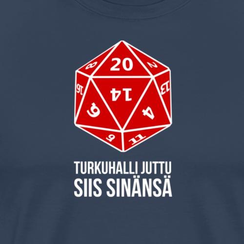kiltapaita2018b png - Miesten premium t-paita