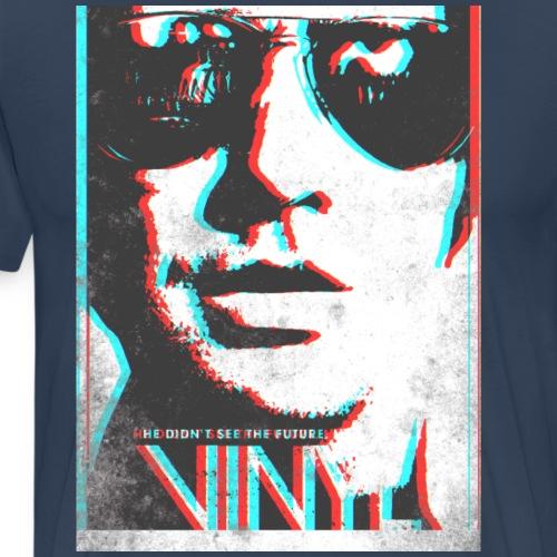 VinylRGB - Maglietta Premium da uomo