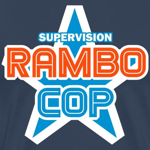 Rambo-Cop (Fiction-Hero)