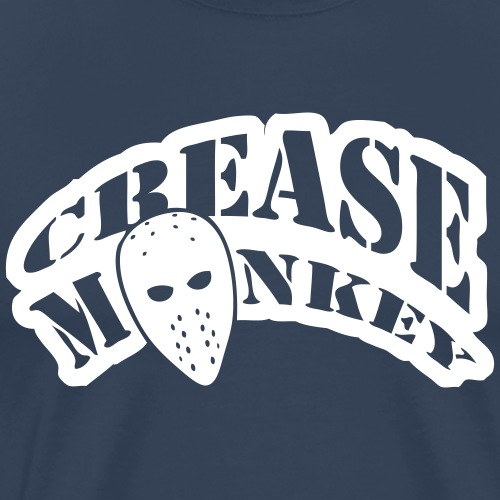 Crease Monkey - Men's Premium T-Shirt