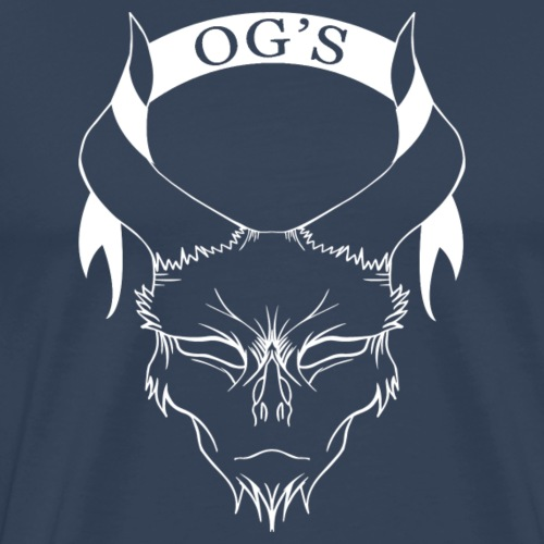 Og's Monster - white - T-shirt Premium Homme