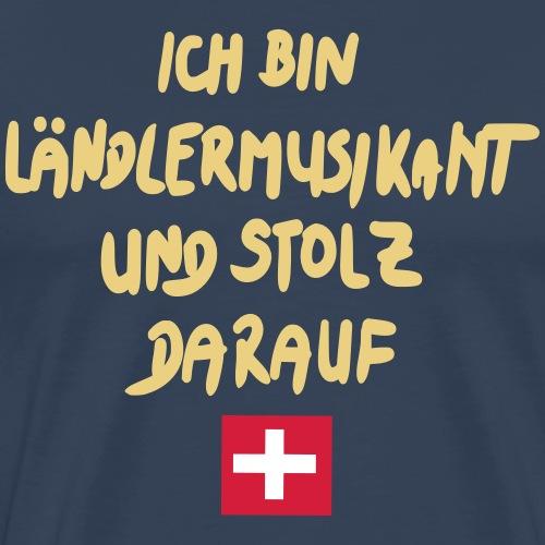 Musikus - Männer Premium T-Shirt