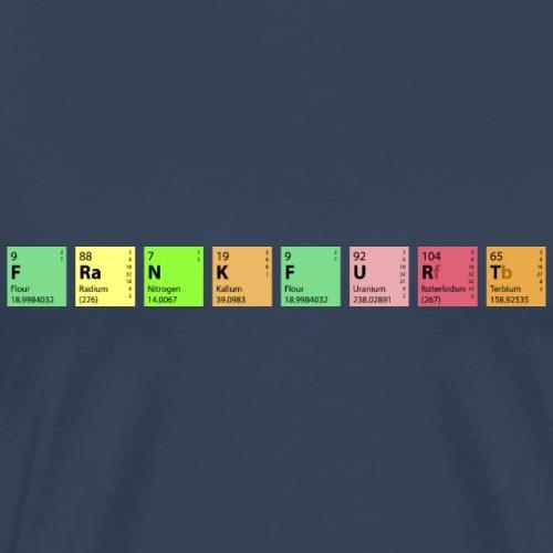 Frankfurt Chemie - Männer Premium T-Shirt