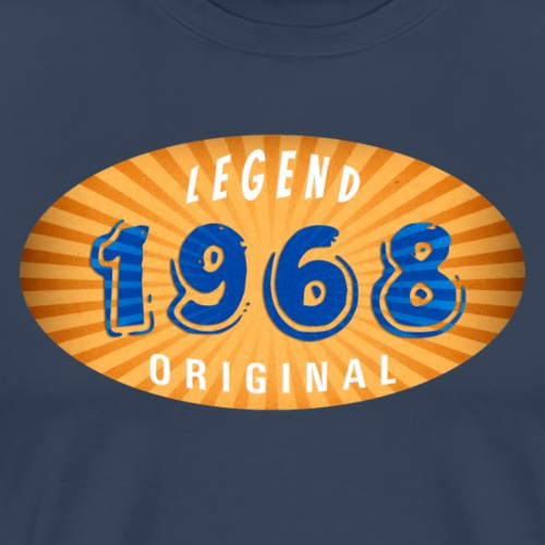 Legend 1968 Original - Männer Premium T-Shirt
