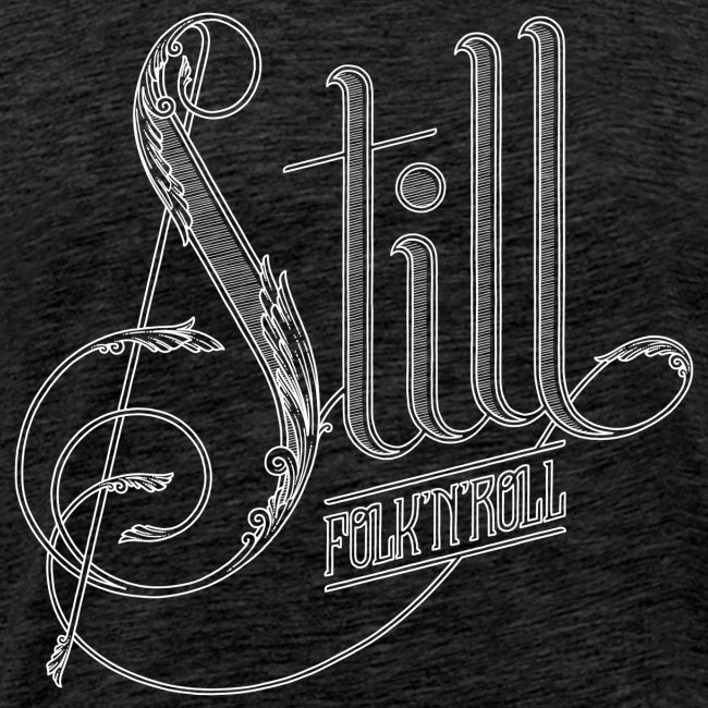Still Logo - White