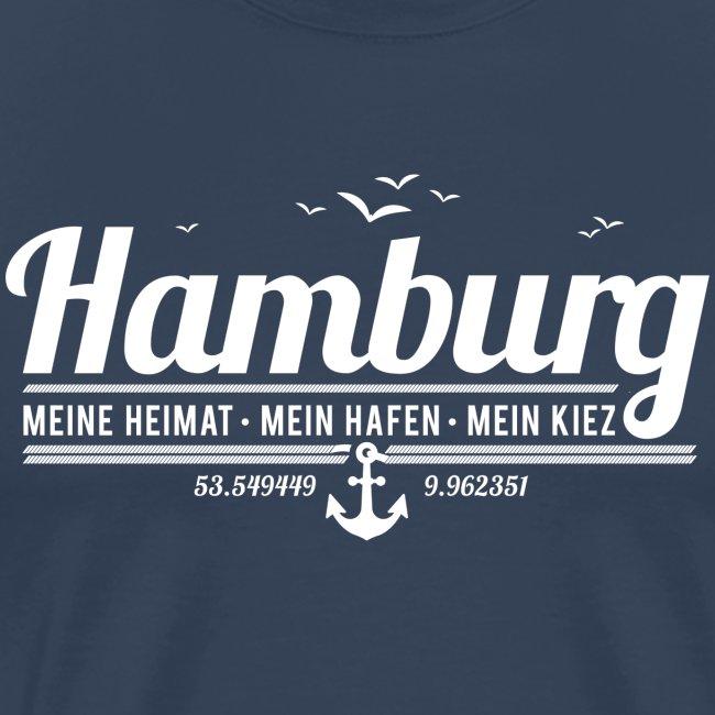 Hamburg - meine Heimat, mein Hafen, mein Kiez