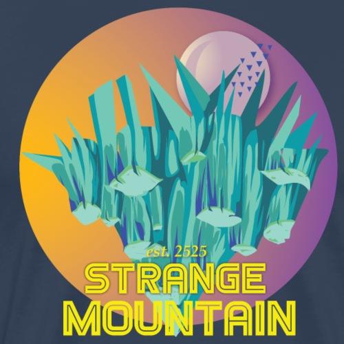 Strange Mountain - unten ist oben