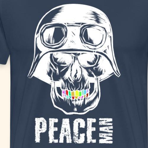 peace man - Männer Premium T-Shirt