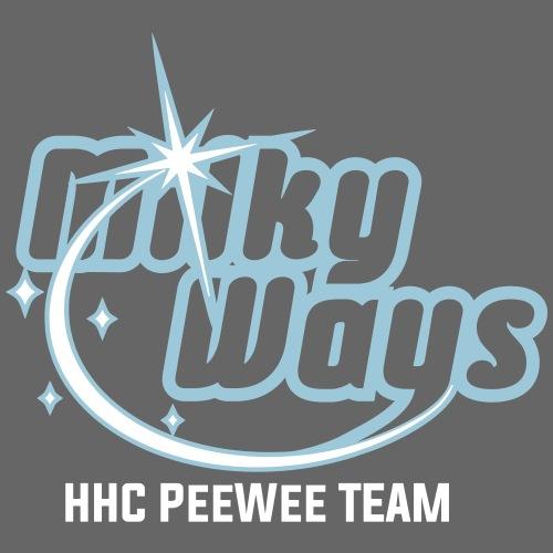 MilkyWays - Männer Premium T-Shirt