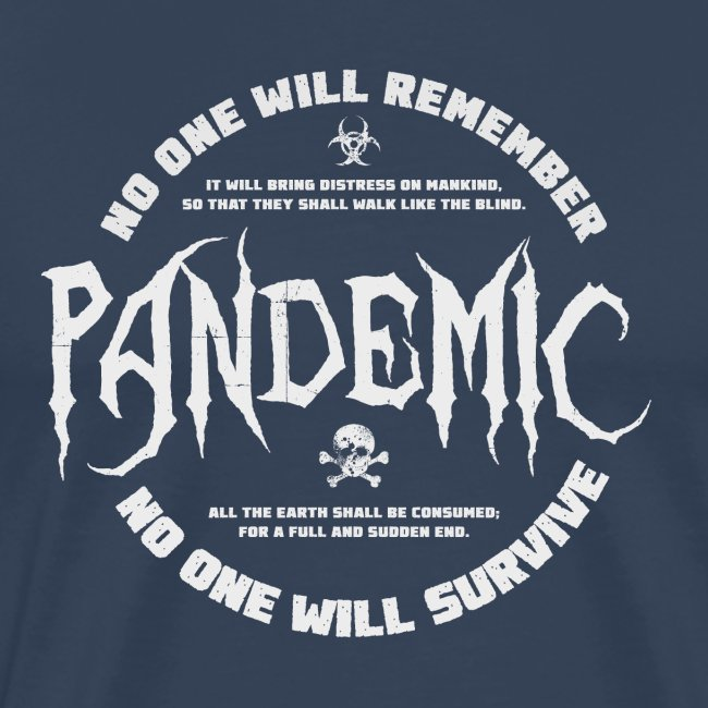 Pandemic - Survival clothing