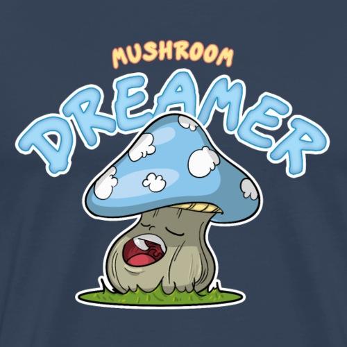 Mushroom Dreamer - T-shirt Premium Homme