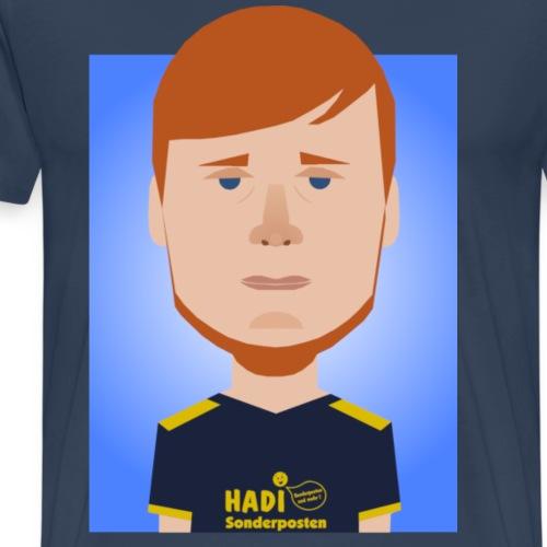 jones - Männer Premium T-Shirt