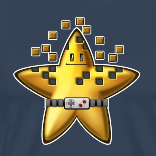 Star Gamer - T-shirt Premium Homme