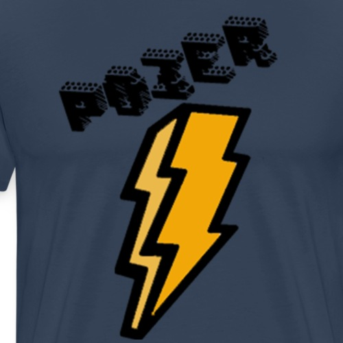Power - Camiseta premium hombre