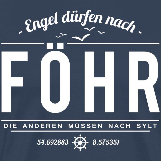 Engel dürfen nach Föhr, die anderen müssen nach...