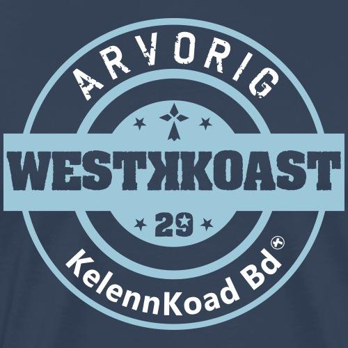 Arvorig WestKKoast - T-shirt Premium Homme