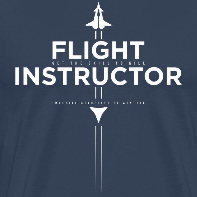 FlightInstructor white