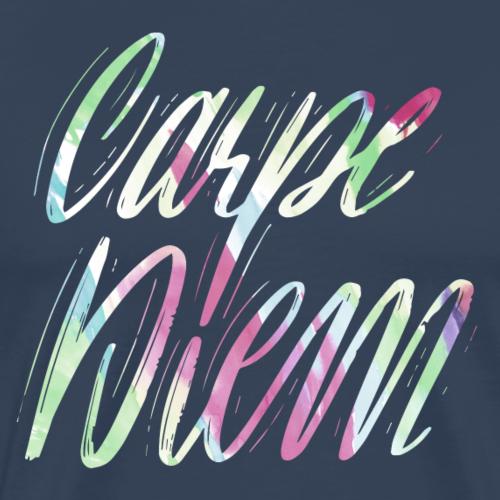 Carpe Diem - Nutze des Tag! - Männer Premium T-Shirt