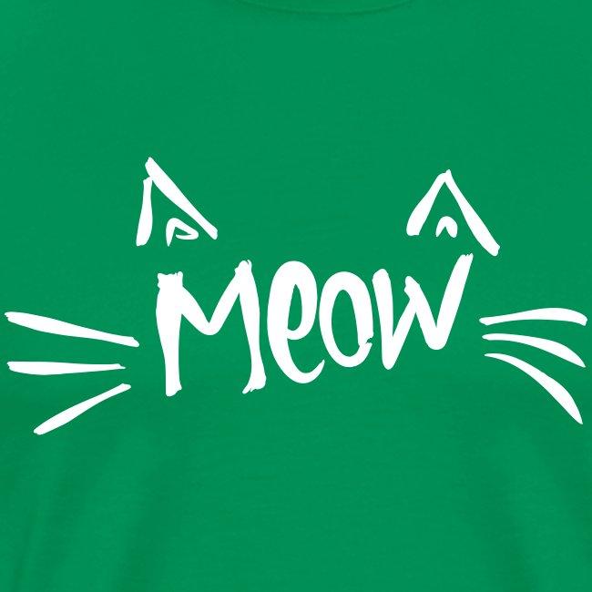 Vorschau: meow2 - Männer Premium T-Shirt