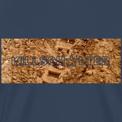 KILLSCHALTER Track - Männer Premium T-Shirt