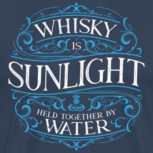 Sunlight 01 - Männer Premium T-Shirt