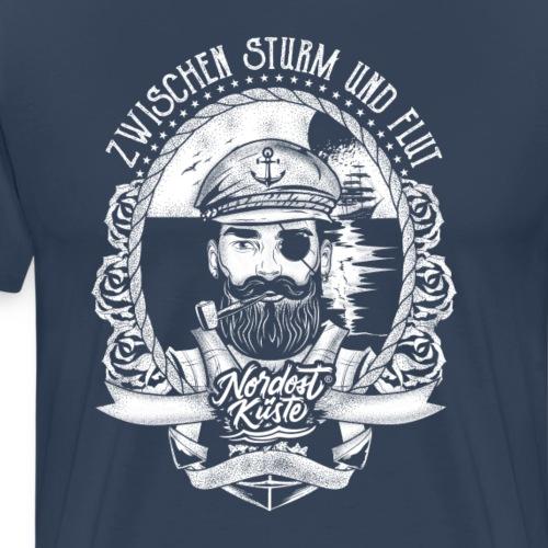 Matrose Augenklappe - Männer Premium T-Shirt