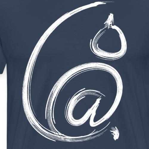 Cat C@ - Männer Premium T-Shirt