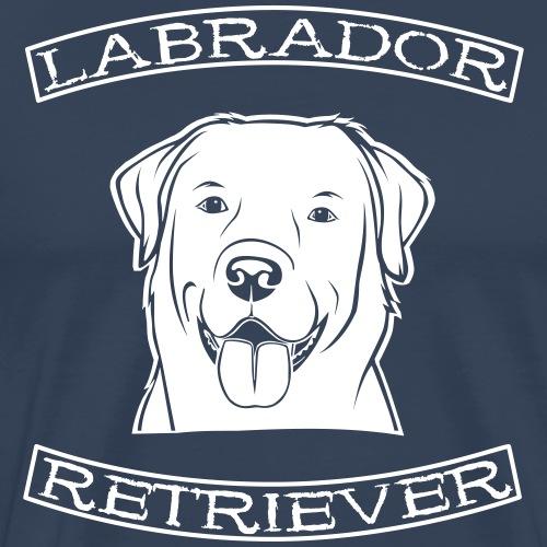 Labrador Retriever - Männer Premium T-Shirt