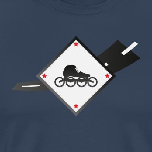 Streetskater - Männer Premium T-Shirt
