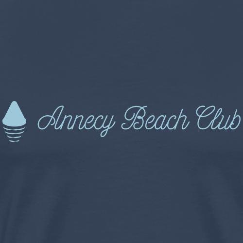 Annecy Beach Club - Bouee - T-shirt Premium Homme
