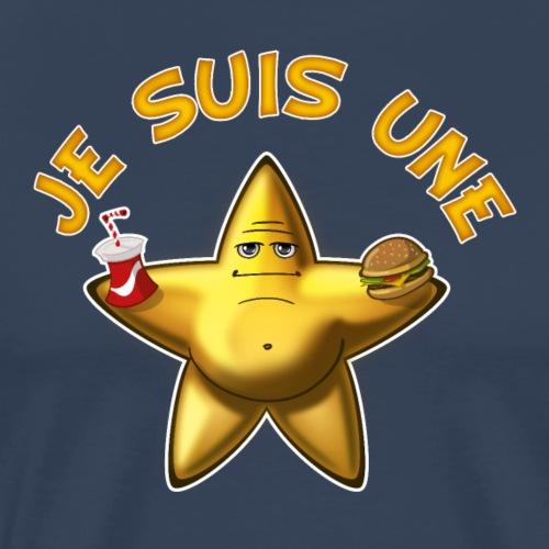 Star Burger - T-shirt Premium Homme