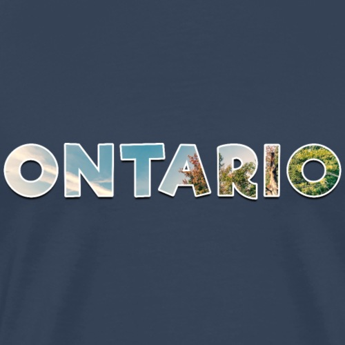 Ontario - Männer Premium T-Shirt