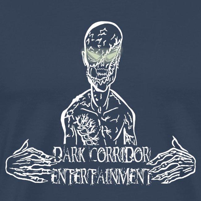 Dark Corridor Logo in Standardgröße mit Schriftzug
