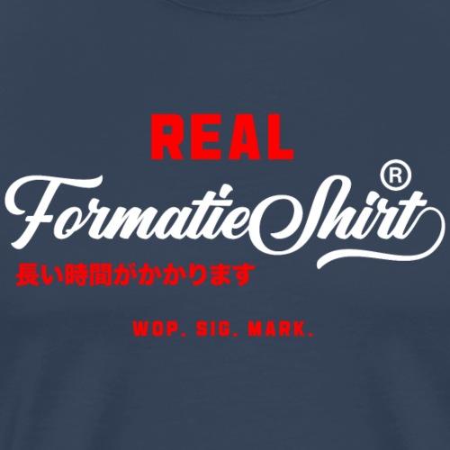 FormatieShirt - Mannen Premium T-shirt