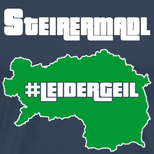 STEIRERMADL - Männer Premium T-Shirt