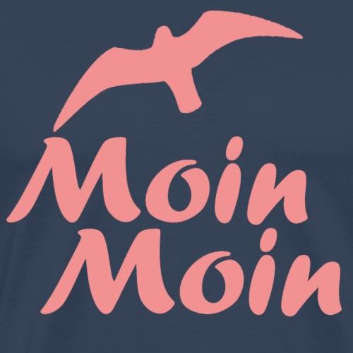 Moin Moin - Männer Premium T-Shirt