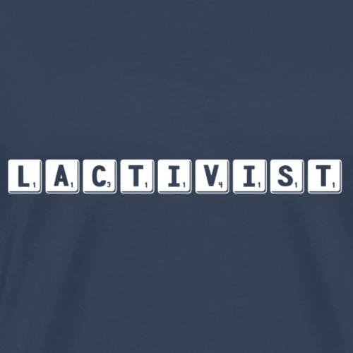 Lactivist - Camiseta premium hombre