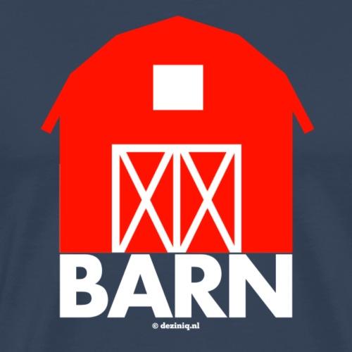 Barn - Mannen Premium T-shirt