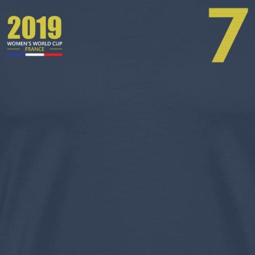 Coupe du monde France 2019 - T-shirt Premium Homme