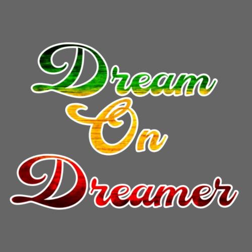 Dream on - Mannen Premium T-shirt