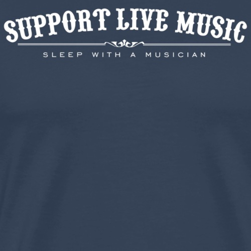Support Live Music - sleep with a musician